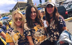 Football season is everyone's favorite season at WVU. Get inspired for tailgates with these perfect DIY gameday outfits at West Virginia University!
