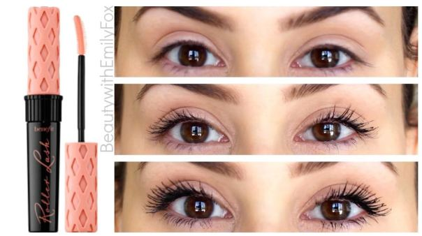 Benefit Roller Lash is some of the best mascara!