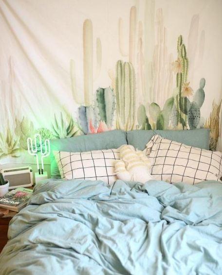 College Dorm Room Ideas Color Schemes Blue