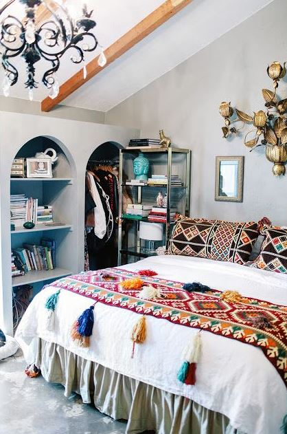 15 Cutest Boho Dorm Rooms On Pinterest You Need To Copy Society19