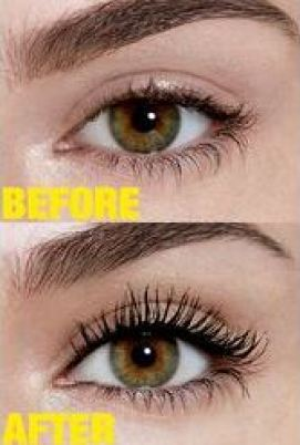 Maybelline Colossal Big Shot is some of the best mascara!