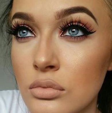 Nude lip makeup is easy ways to look like a million bucks!
