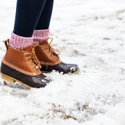 It's hard to ignore the drop in temperature, icy winds, and slushy snow during the winter. These are a few essential pieces of winter clothing at UNH.