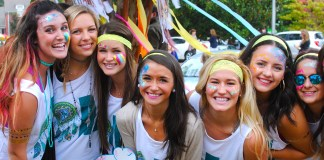 "I've learned a lot about myself ever since joining the ""srat"" life. Here are ten things I learned by being in a sorority."