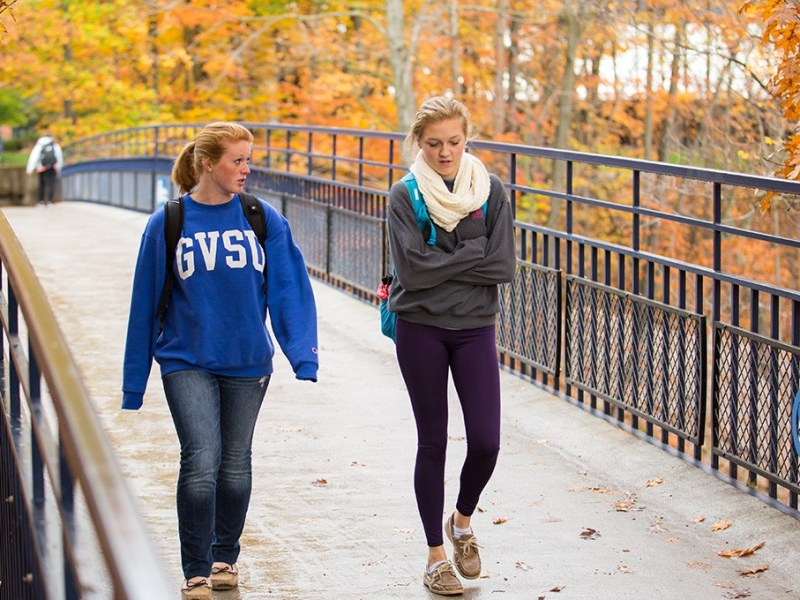 University life is hard on everyone, and can come with a lot of stress. Here are the best hacks at Grand Valley State University.