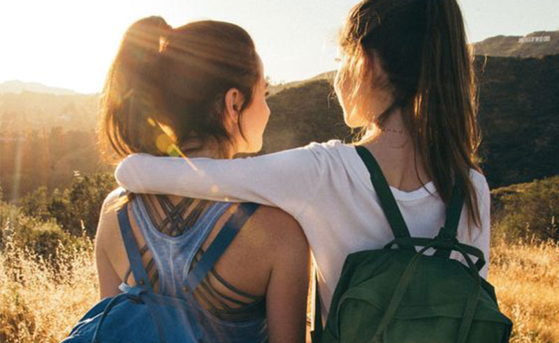 Your college friends have been there for you through one of, if not the biggest, transition of your life. You have a lot of things to thank them for!