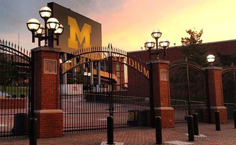 There are times in college when you just can't anymore. For these moments, here are the 10 best places to cry at University of Michigan.