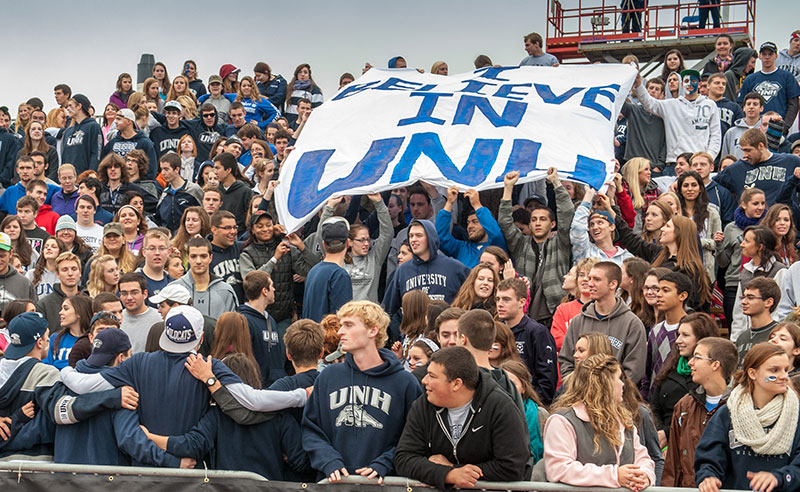 Being a Wildcat requires a perfect balance between school and other things. Here's what a typical day as a student at University of New Hampshire is about.