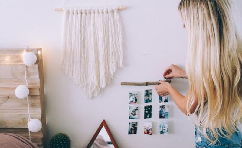 25 Easy DIY Dorm Room Decor Ideas , Society19