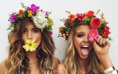 15 Perfect Festival Flower Crown Looks