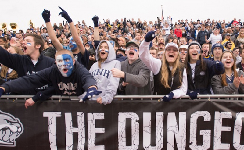 10 Adorable Gameday Outfits at University of New Hampshire