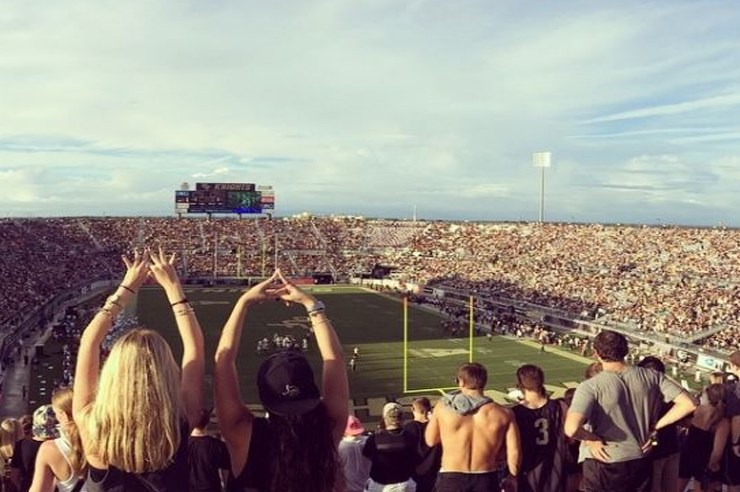Deciding what to wear to the game can be a little overwhelming. So, we picked the cutest gameday outfits at University of Central Florida to try out!