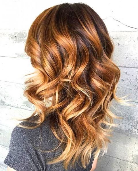 20 Prettiest Brunette Ombre Hairstyles - Society19