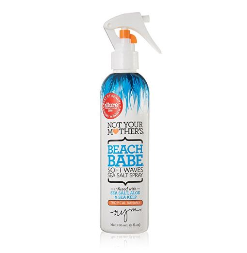 Not Your Mothers beach babe is one of the best products to try for natural hair!