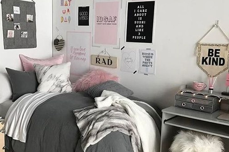 Deciding on how you want to decorate your dorm room can be stressful. But did you know, your personality type can help you determine your dorm decor theme?