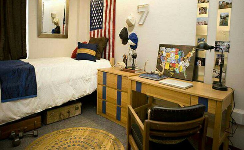 College Dorm Room Decor Freshman Year
