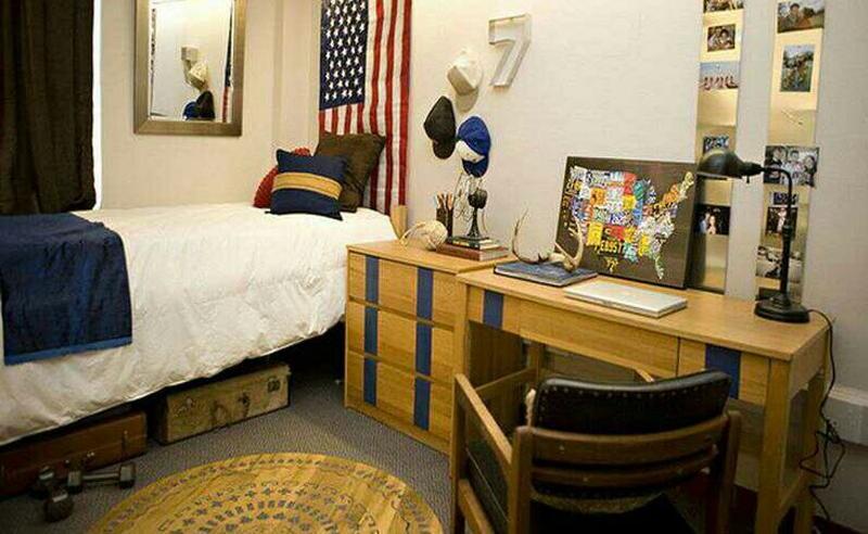 10 Guys Dorm Room Decor Ideas
