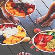 With a busy schedule, it can be hard to maintain a healthy diet, especially in college. Here are quick, easy, and healthy snacks perfect for class or work!