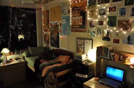 cool dorm lighting.  lighting adding a set of string lights is perfect for when you need some extra  lighting without those harsh overhead dorm room lights inside cool dorm lighting u