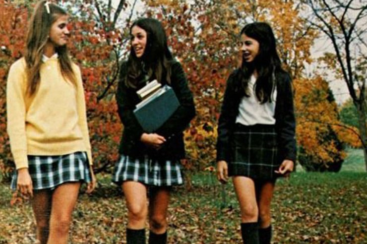 From the God awful uniforms to the never ending gossip, these are some things you can probably relate to if you went to a private high school.