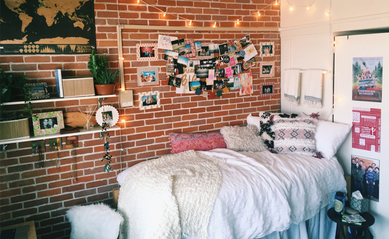 22 Decorated Dorm Rooms Thatu0027ll Blow Your Mind Part 82