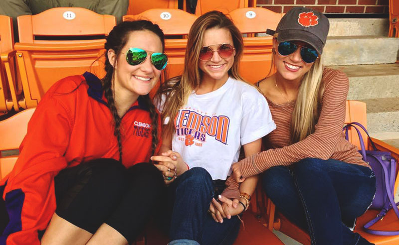 From the guy in the room next to yours to the infamous frat boys, you'll always run into these people at Clemson. Read on for our complete list.