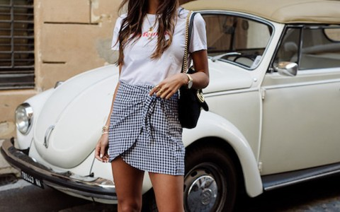 Whether you like to dress a little more preppy, or grunge is more of your go-to, you will love these gingham outfits. You'll want to start copying them now!