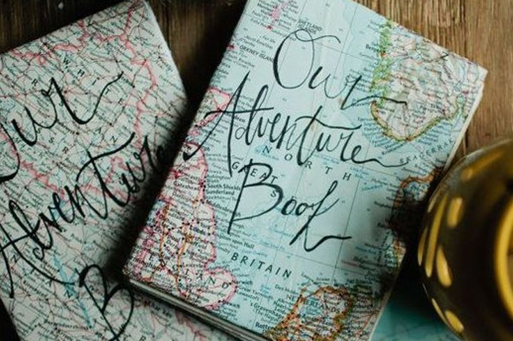 No matter your destination, traveling can be an incredible experience. Make sure to document your adventures in a travel journal to have as a keepsake.