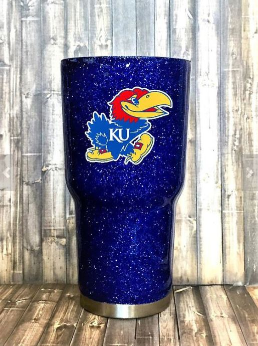 20 KU Themed Items You Need To Buy From Etsy