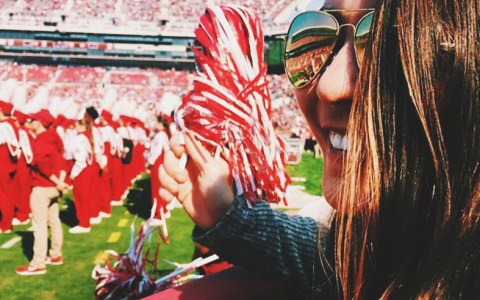It was these 5 major reasons that reeled me in and convinced me that The University of Alabama was really the school of my dreams.