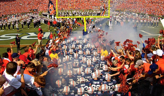 10 Adorable Gameday Outfits at Auburn University