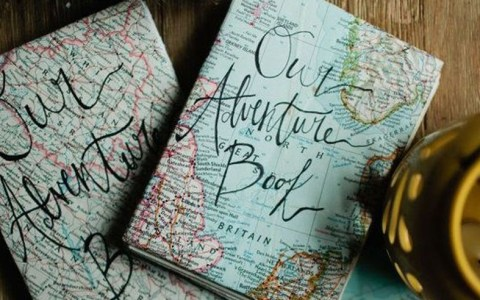 There's no better way to remember your time abroad or traveling than to put it all in a travel journal. Here are some tips to creating a cute one!