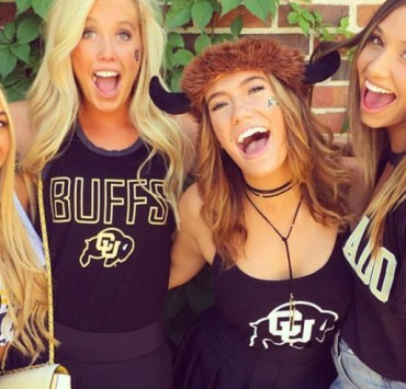 10 Adorable Gameday Outfits At CU Boulder
