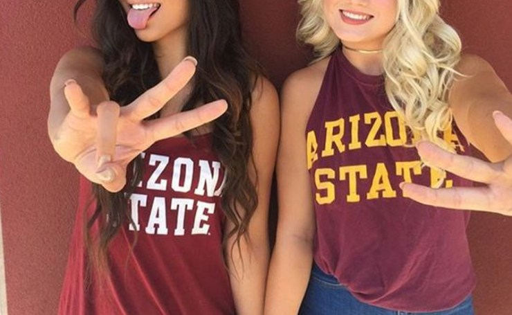 Here are some undeniable signs that prove you are a true ASU student. Hiking ventures, game days and our burning dislike for U of A are just a few.