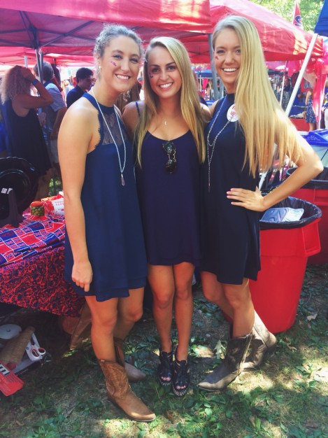 10 adorable gameday outfits at Ole Miss