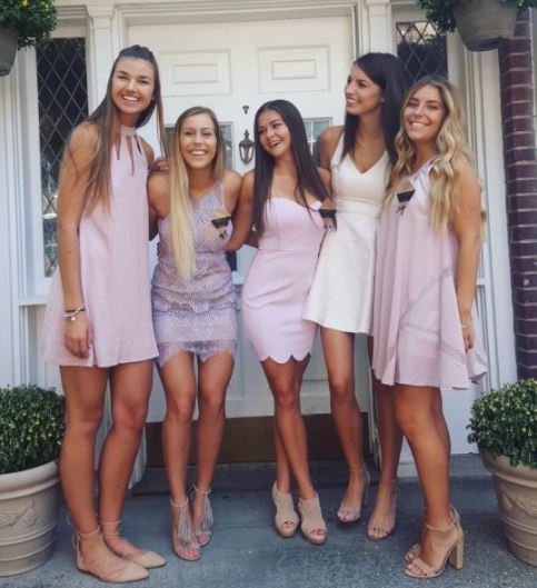 What to Wear for Rush Preference Round