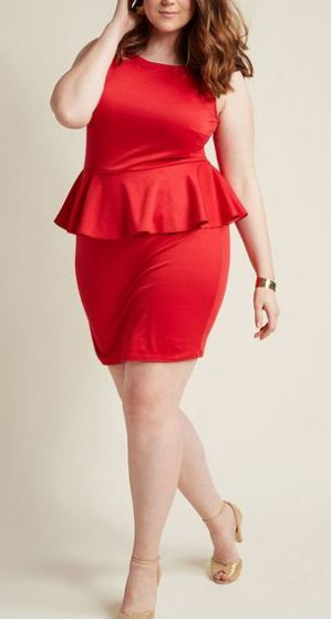 Plus size sexy dresses are college essentials