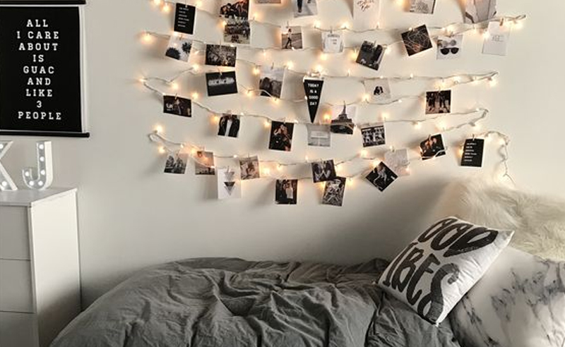 Awesome Dorm Room Decorating Tips To Make Your Room Feel Bigger With Cool  Stuff For Dorm Room Part 57