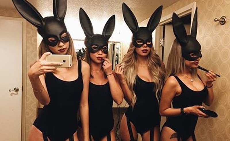 25 Hottest College Halloween Costumes Thatu0027ll Step Up Your Instagram Game - Society19  sc 1 st  Society19 & 25 Hottest College Halloween Costumes Thatu0027ll Step Up Your Instagram ...