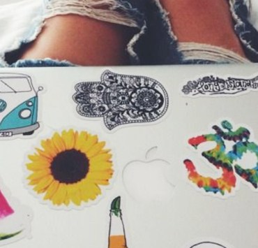 Laptop stickers are a great way to show off your interests and individuality. Here are 20 cute stickers under $5 you NEED for your laptop!