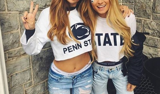 Penn State University has certain experiences that only students can fully understand. You know you go to Penn State When...