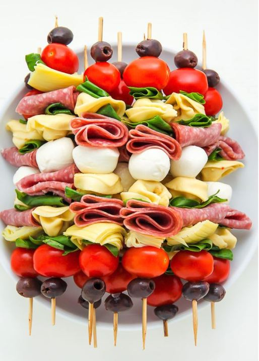 Delicious holiday appetizers!