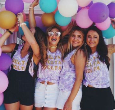 Being a member of the Greek community has given me so much, and I have my sorority sisters to thank for that. Here's a few of the things they've taught me!