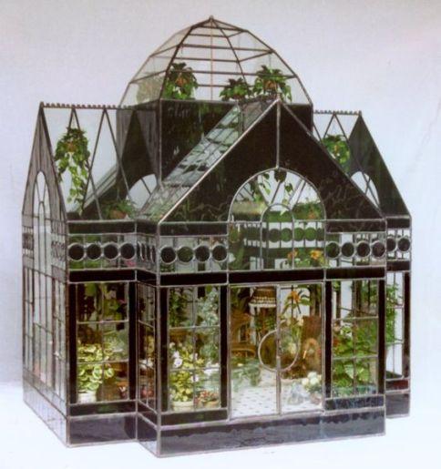 Terrarium Dollhouses!
