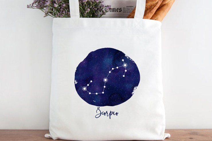 Reusable shopping bags are a good way to help the environment and shop in style. Here are 15 pretty reusable grocery bags you can get from Etsy!