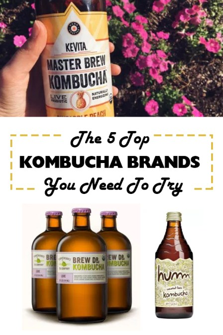 These are the best kombucha brands that you need to try!