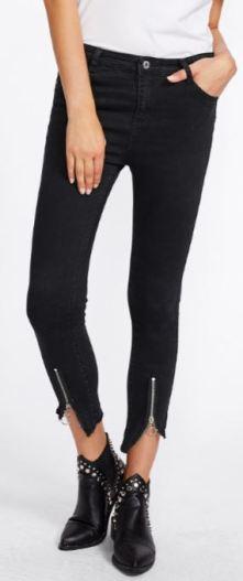 Le pull oversize 15 looks cozy à copier - jeans zip