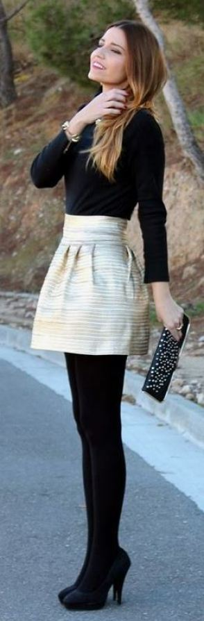 46e4850356e8 These are some of the best office holiday party outfits that you need to try !