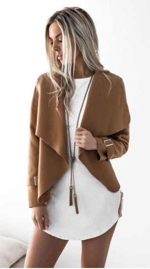 Oasap has some of the best cute winter jackets for women!