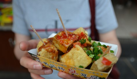 Hong Kong snacks!